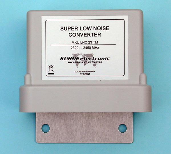 MKU LNC 23 TM, Down Converter - Kuhne Electronic Amateur