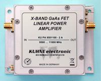KU PA 9001250-2A, RF Power Amplifier - Webseite